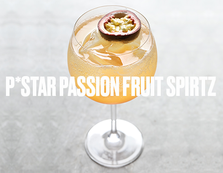 P*star Passion Fruit Spirtz
