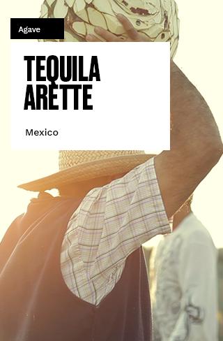 tequila arètte
