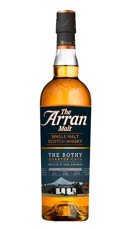 Arran Malt The Bothy Quarter Cask