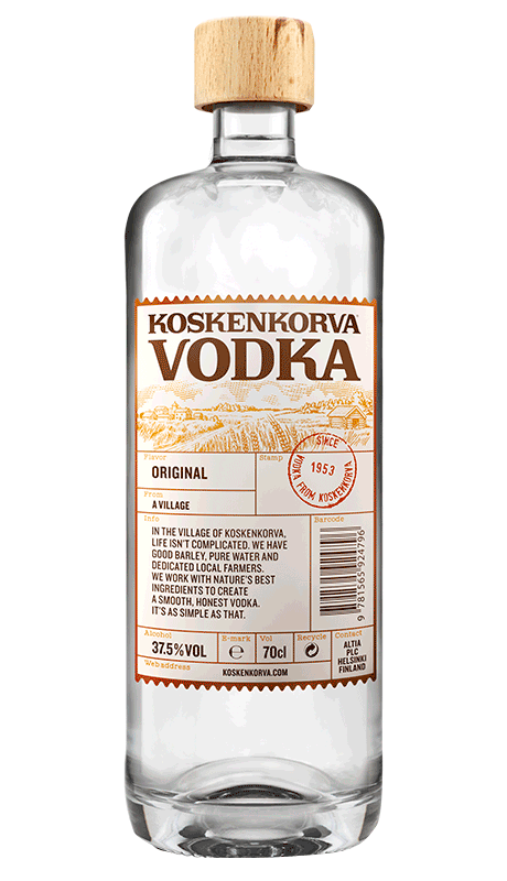 Koskenkorva Vodka Original