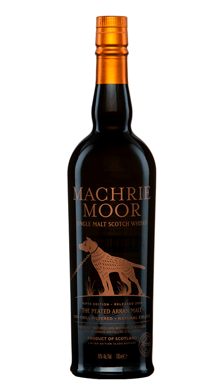 Machrie Moor Single Malt