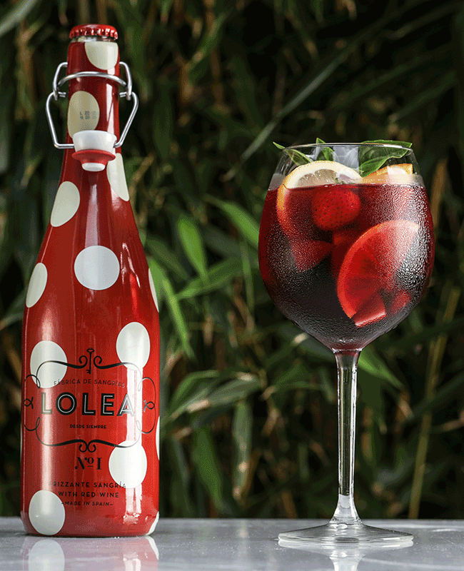 lolea no.1 cocktail