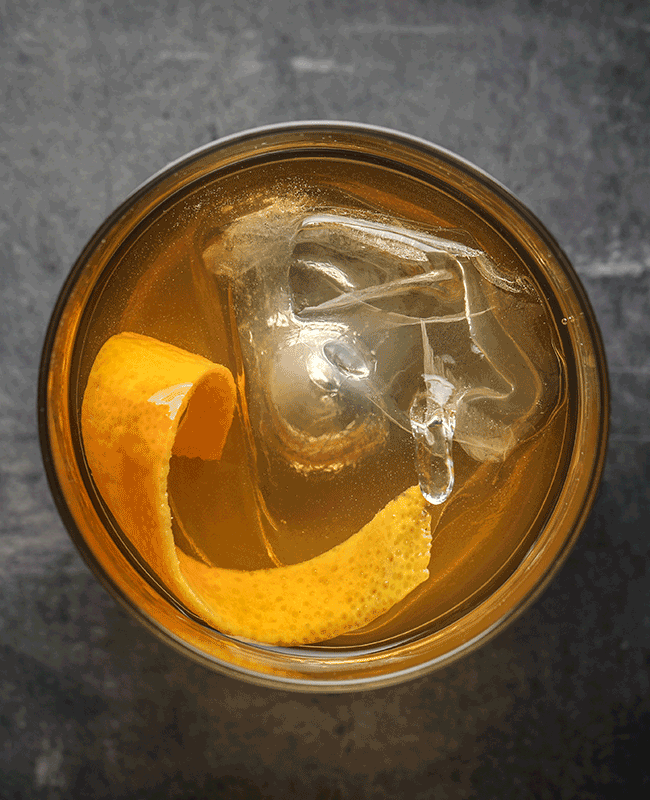 Maple Old Fashioned