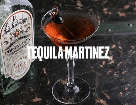 Tequila martinez