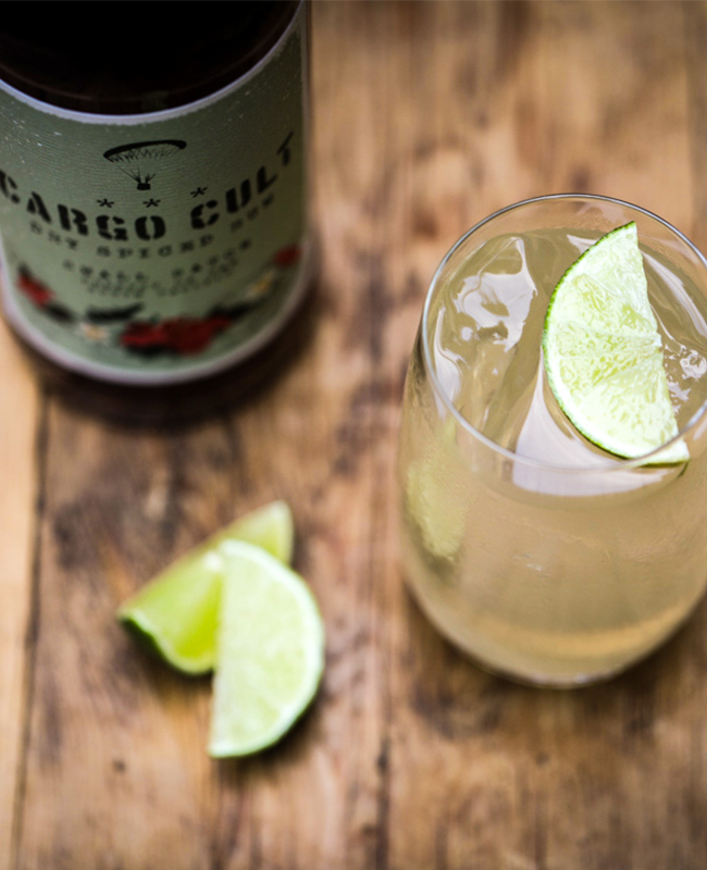 Cargo Cult Cocktail
