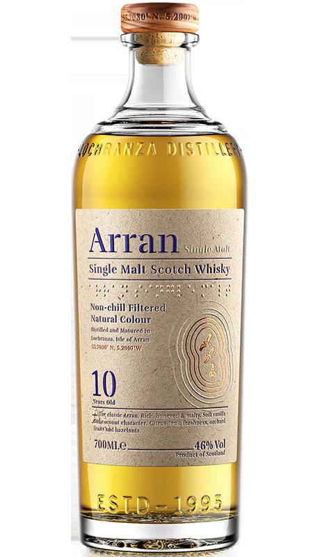 The Arran Malt 10