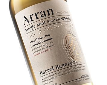 Arran Re-Brand Launch
