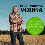 KOSKENKORVA - HONEST VODKA MADE SUSTAINABLY
